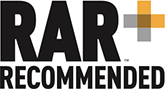 We're thrilled to be highly rated and recommended by our clients in the prestigious RAR directory.