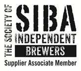 We're proud to be registered supplier associates with the Society of Independent Brewers (SIBA).