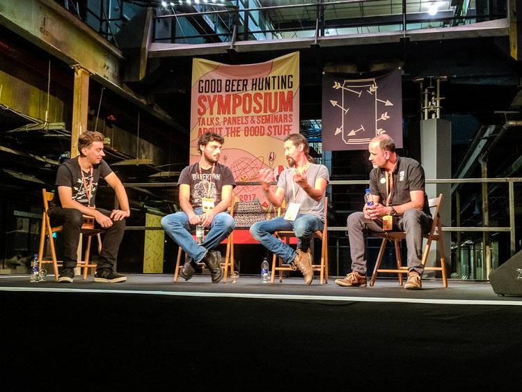 Matt Curtis hosts Cosmo Sutherland, Evin O'Riordain and Darron Anley to discuss the modern beer portfolio