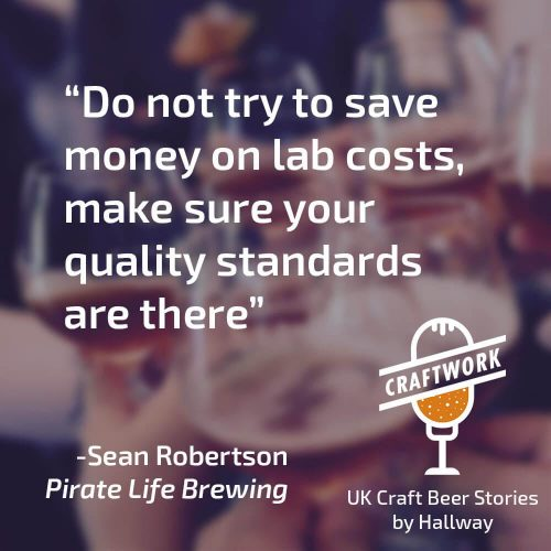 Sean Robertson Pirate Life Quote 1