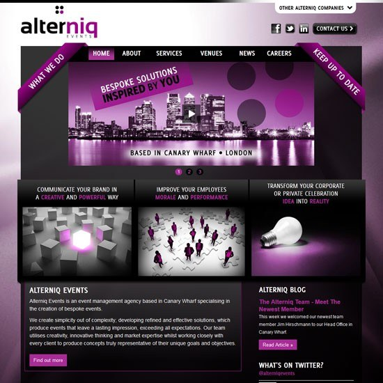 Alterniq Events Image