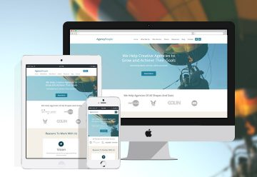 Craft CMS Website Design for Agency Management Consultants
